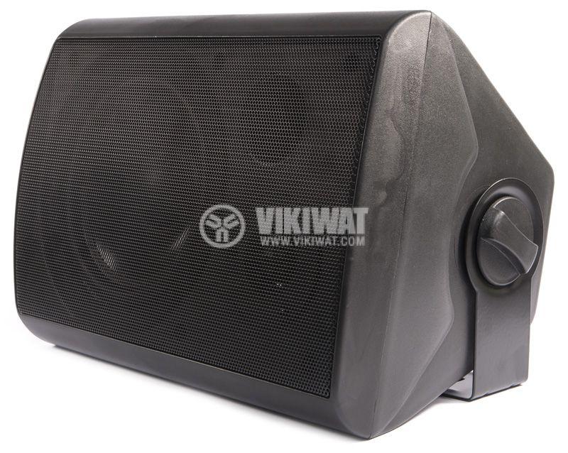 Wall mount speaker SW-506B, black, 30W - 1
