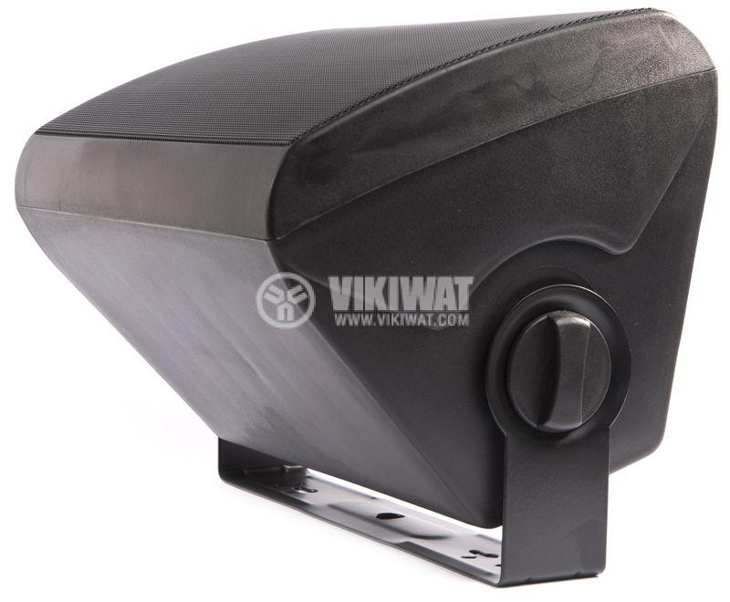 Wall mount speaker SW-506B, black, 30W - 2