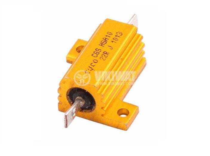 Резистор 22 Ohm, 10 W, 5 %