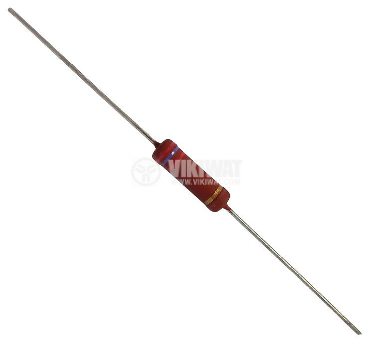 Резистор 2,7 kOhm, 3 W, 5 %