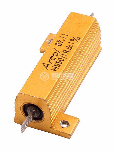 Резистор 1 Ohm, 50W, 1%, Arco HS50