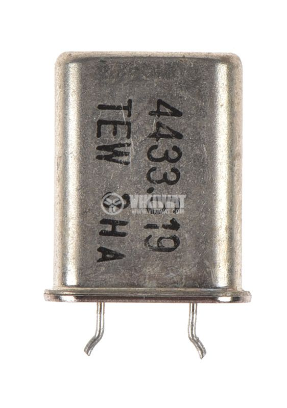 Кварцов резонатор 4.433619MHz - 1