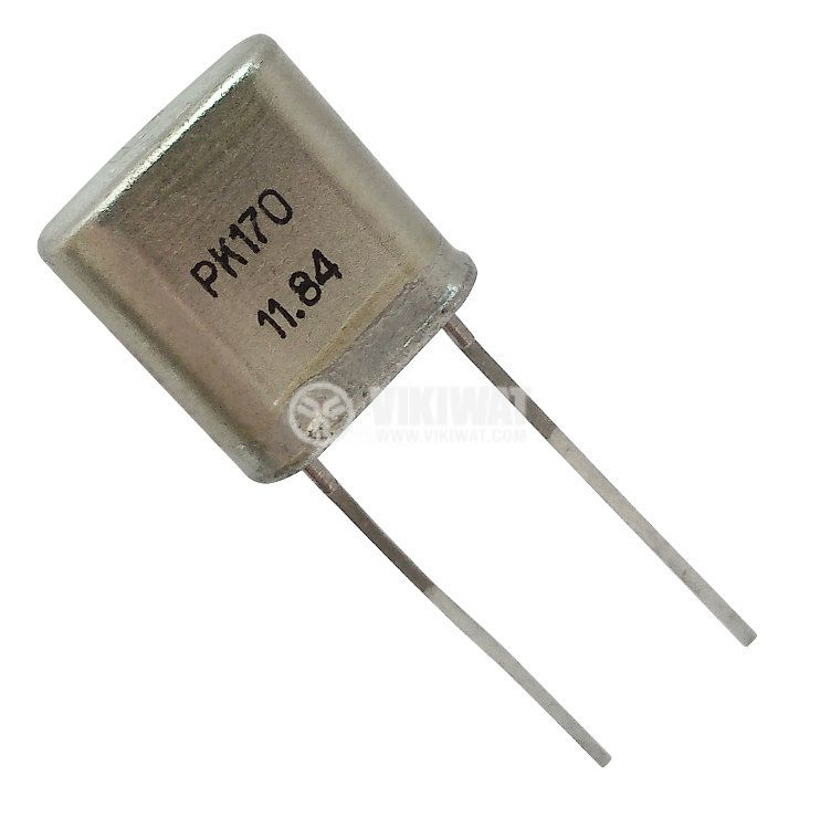 Кварцов резонатор 5.000 MHz