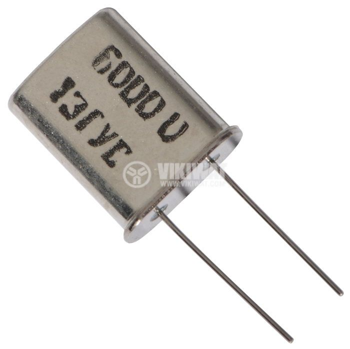 Кварцов резонатор 6.000 MHz