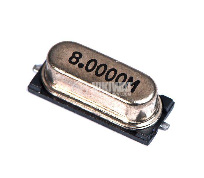 Кварцов резонатор 8.000 MHz mini