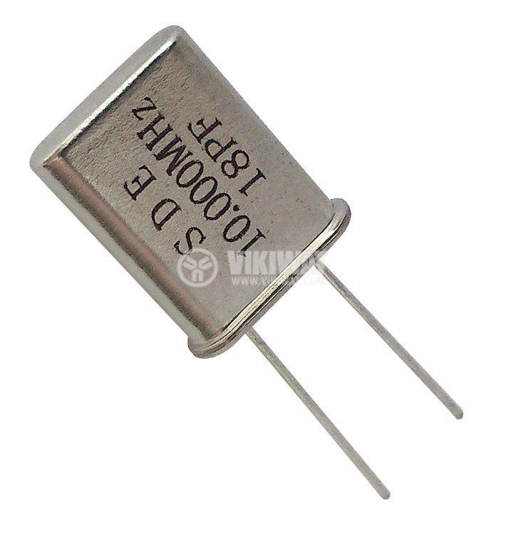 Кварцов резонатор 10.000 MHz *