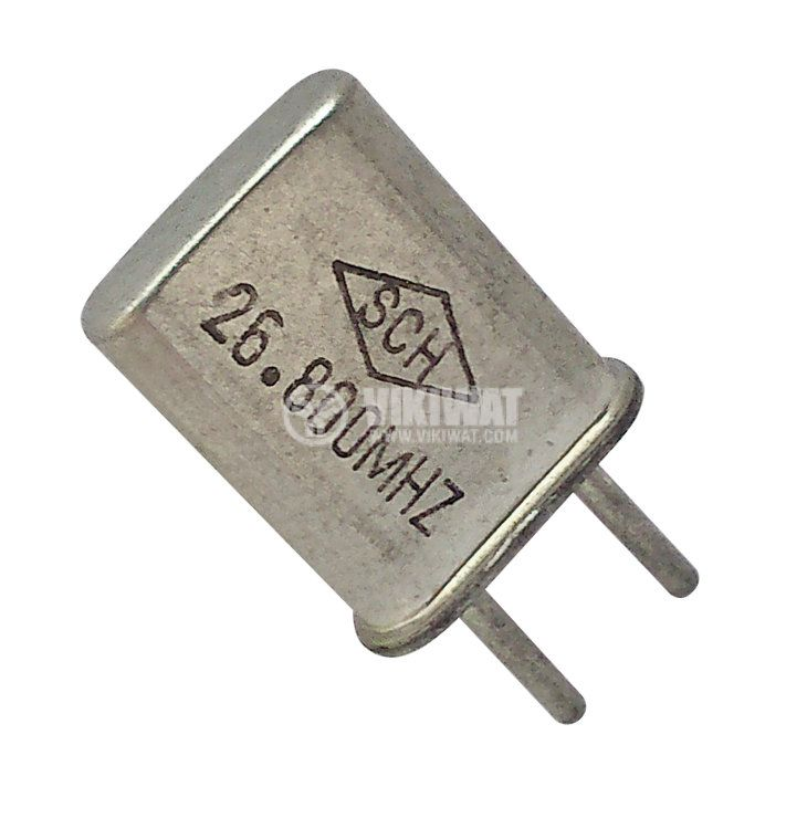 Кварцов резонатор 26.800 MHz