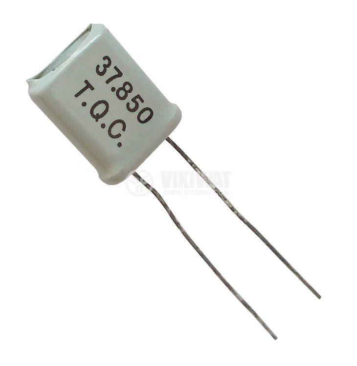 Кварцов резонатор 37.850MHz