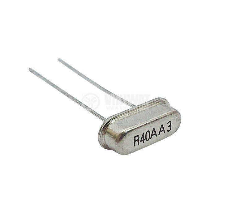 Кварцов резонатор R40AA3 - 2