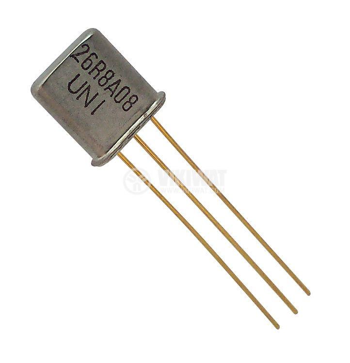 Кварцов резонатор 26.R8A08 MHz