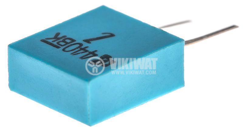 Кварцов резонатор 440.00KHz, THT, PVC   - 2