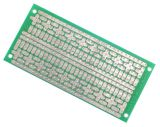 Universal PCB, single sided, EX21, 38x80mm, 2.54mm
