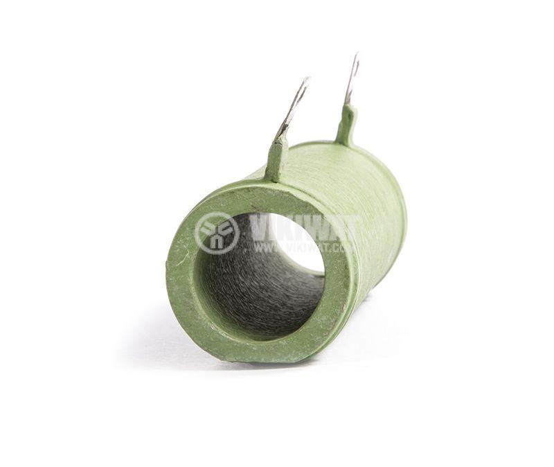 Резистор керамичен С5-35В-50Вт 1kOhm, 50W, ±5%, Ф29x92mm  - 3