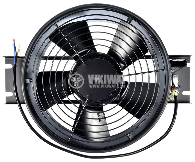 Industrial Axial Fan VW-2E-250, F250mm, 220VAC, 130W, 1850m3 / h - 1