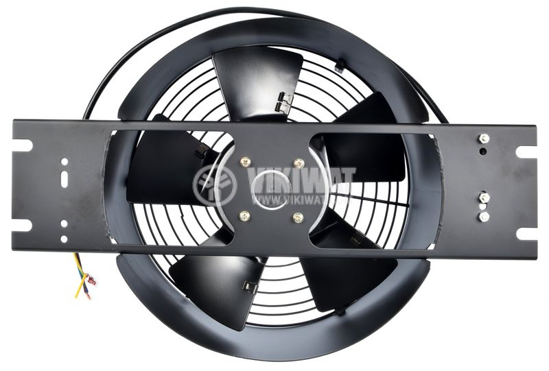 Industrial Axial Fan VW-2E-250, F250mm, 220VAC, 130W, 1850m3 / h - 3