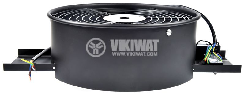 Industrial Axial Fan VW-2E-250, F250mm, 220VAC, 130W, 1850m3 / h - 4