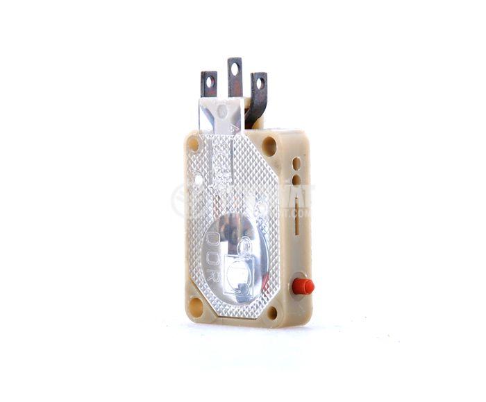 Краен изключвател, C-2, SPDT-NO+NC, 4A/220VAC, щифт - 3