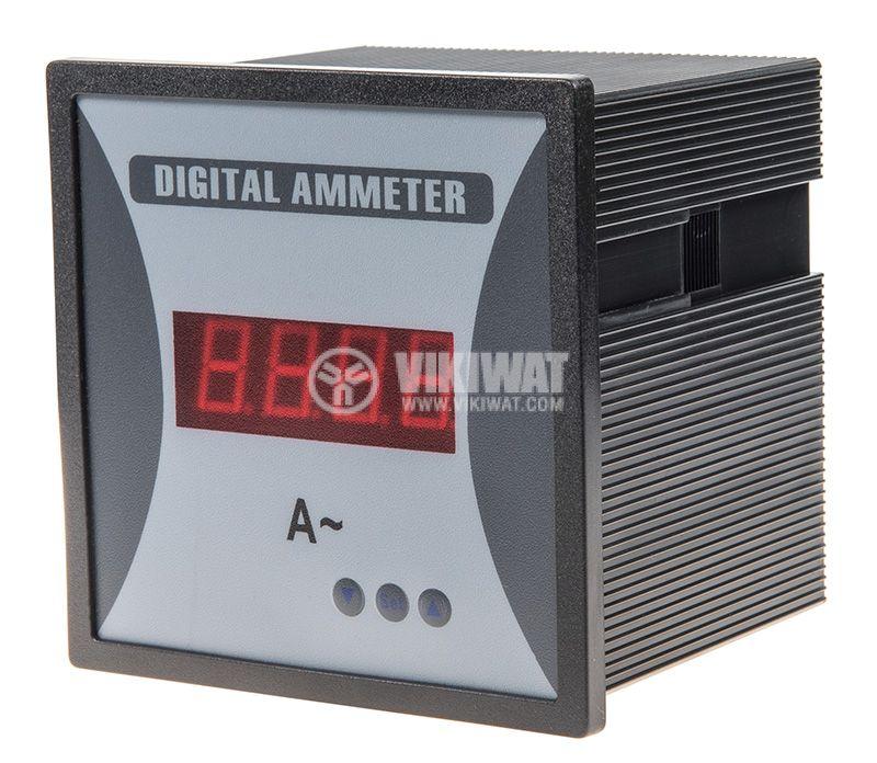 Амперметър, SF96, програмируем, цифров с външен токов трансформатор