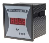 Digital panel ammeter, SF96, programmable, 100 А, AC, current trasnformer operated 100/5 A