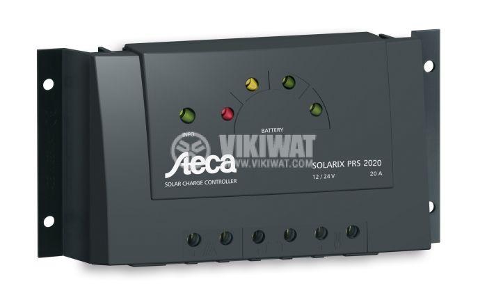 Контролер за соларни системи PRS 2020 20A 12V/24V