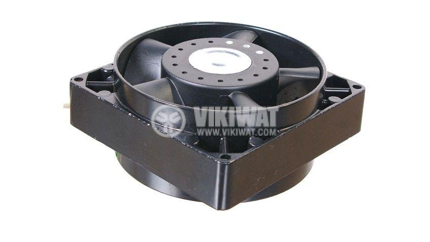 Axial Blower BA14 / 2, 140 x 140 x 60 mm, 220 VAC, 42 W, 205 m3/h, high temperature - 2