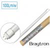 LED tube SE, 600mm, 9W, 220VAC, 900lm, 4200K, neutral white, G13, T8, single-end, BA52-20681 - 1
