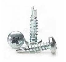 Self-tapping screw, metal, 3.9x25mm