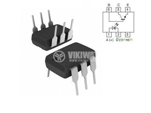Оптрон CNY75GA, с транзисторен изход