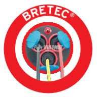 Extension reel, Brennenstuhl, GARANT ROL'UP, Bretec, 3-way, 40m, 3x1.5mm2, thermal protection, blue, 1328930 - 8