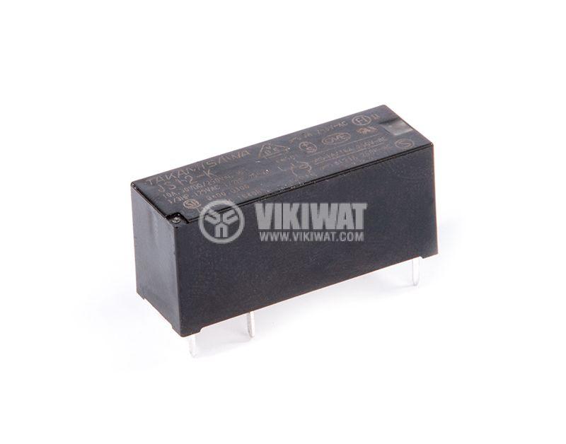 Реле електромагнитно JS-12-K - 1