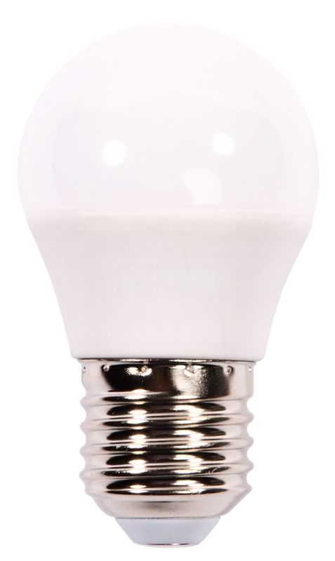 LED лампа BA11-0523, E27, 5W, 220VAC, 6500K, студено бяла - 5