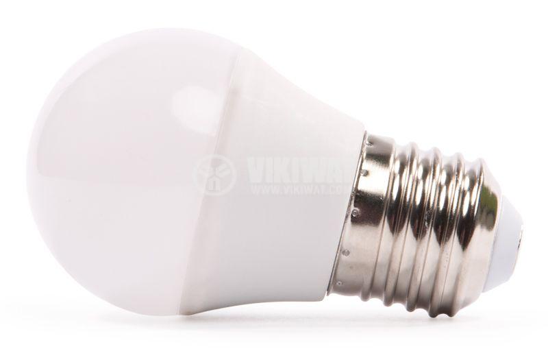 LED лампа BA11-0523, E27, 5W, 220VAC, 6500K - 6