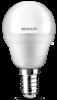 LED лампа 5W, E14, 220VAC, 4200K, неутрално бяла, BA41-0511 - 3