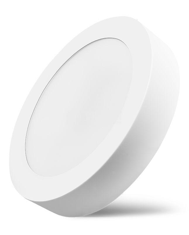 LED Panel light 24W, 220VAC, 4200K, natural white, Ф300mm, BP03-32410, IP20 - 1