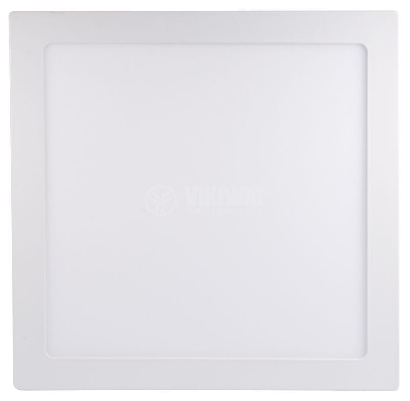 LED Panel BP04-32410, 24W, 220VAC, 4200K, Neutral White, 300x300mm - 2