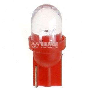 Автомобилна LED лампа, W5W, W2.1x9.5d, 12V - 1