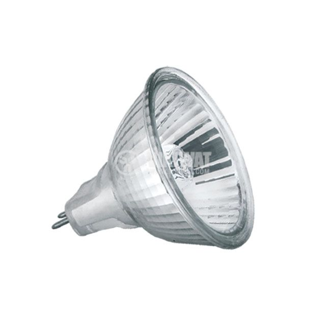 Downlight Lamp GU5.3, 240 VAC, 35 W, 3000 K, white