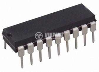 Интегрална схема ULN2803A, 8 канален драйвер, DIP18