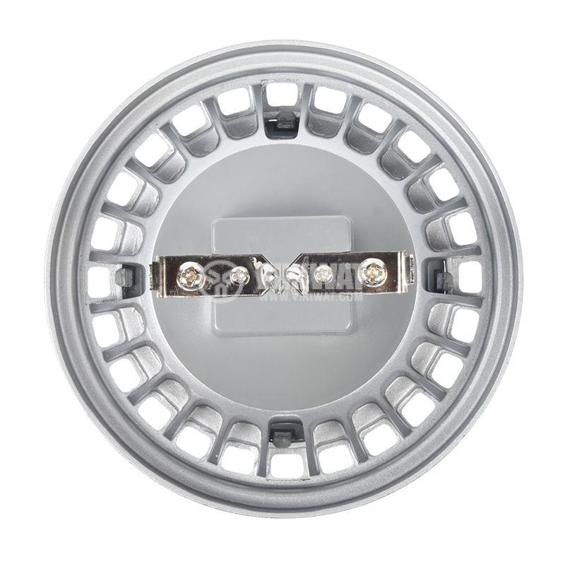 LED лампа AR111, 14W, 12V, G53, 1050lm, 3000K,  BA32-01460 - 8