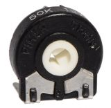 Trimmer Potentiometer Single Turn Linear Tape, 50 kOhm, 0.5 W