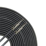 Audio cable mono PLUG 6.3/m-mono PLUG 6.3/m, 6m