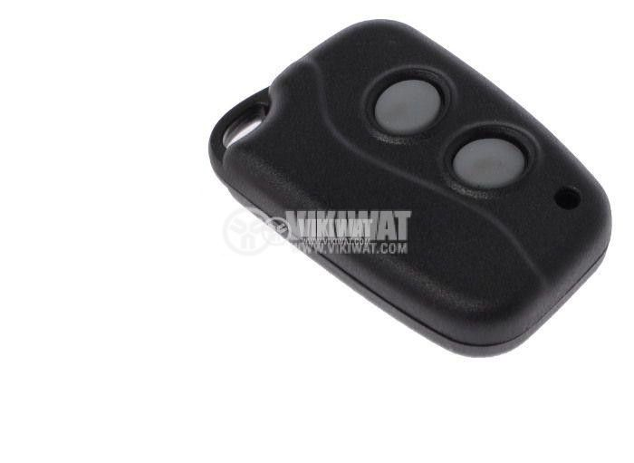 Shell case for remote control T31, for car alarms DRAGON 52