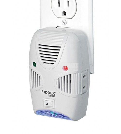 An ultrasonic device against rodents and insects Riddex Pest Repelling Aid - 1