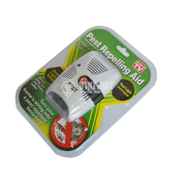 An ultrasonic device against rodents and insects Riddex Pest Repelling Aid - 4