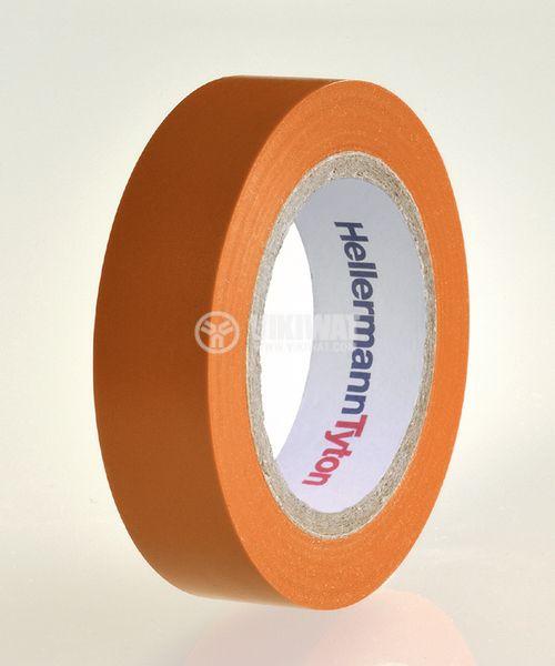 PVC insulation tape orange - 1