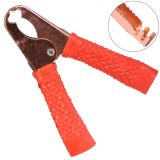 Alligator Clip, 29mm red