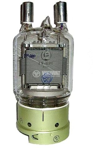 Powerful generator Pentode - for radio transmitters and amplifiers GU-81M - 1