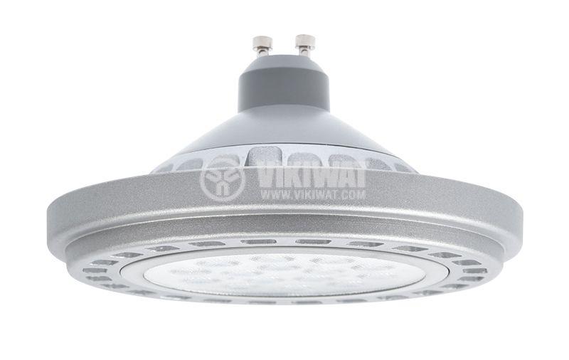 LED лампа AR111, 14W, 220VAC, GU10, 1220lm, 3000K,  BA32-01450  - 8