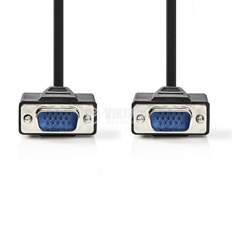 Кабел VGAm-VGAm 5m - 2
