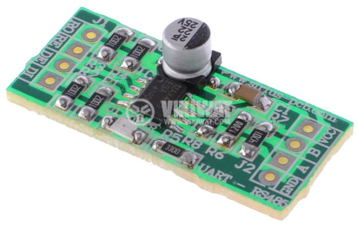Converter UART TTL to RS485.